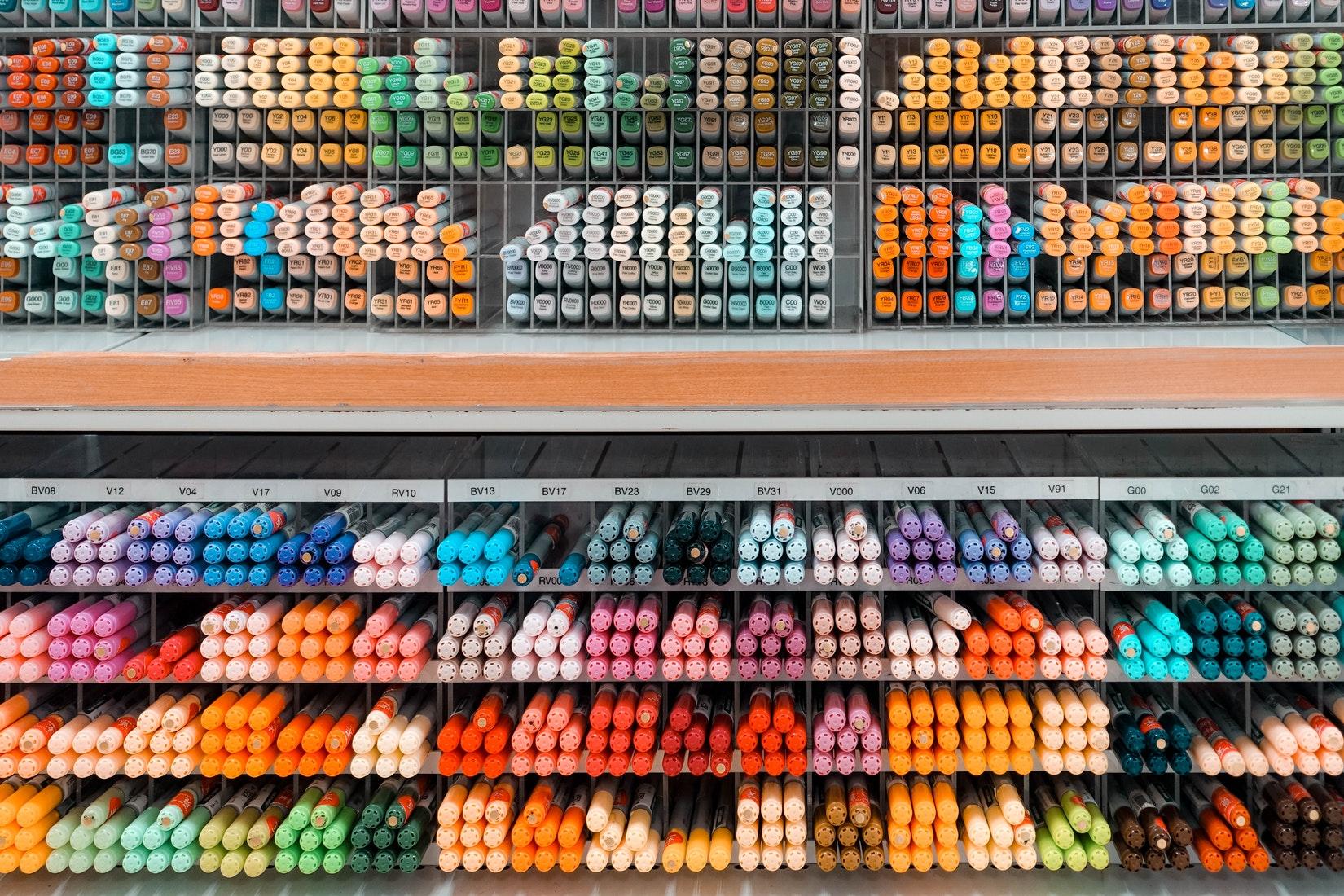 markery - sklep biurowy